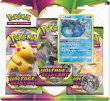 "Pokémon Épée et Bouclier 04 ""Voltage Éclatant"" :  Pack 3 boosters - Aquali"