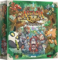 Arcadia Quest : Familiers (Extension)