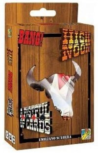 Bang ! : High noon Fistful of cards (Extension)