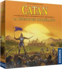 Catan : La Légende des Conquérants (Extension)