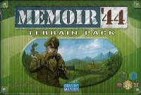 Mémoire 44 : Terrain Pack (Extension)