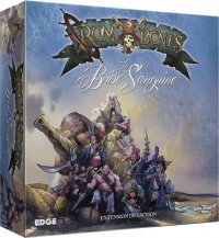 Rum & Bones : La Brise Sanguine (Extension)