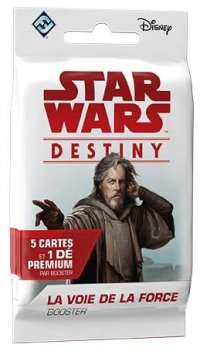 "Star Wars : Destiny - Booster ""La Voie de la Force"""