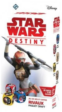 "Star Wars : Destiny - Set de Draft ""Rivaux"""