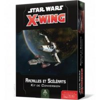 Star Wars X-Wing 2.0 : Kit de Conversion Racailles et Scélérats