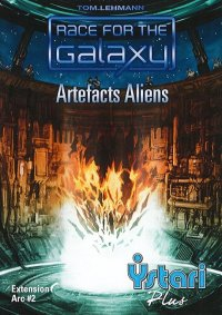 Race for the Galaxy - Artefacts Aliens (extension)