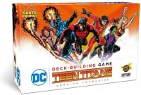 DC Comics - deck building - teen titans (base)