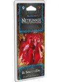 Android Netrunner :  De sang et d'eau (cycle sable rouge)