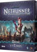 Android Netrunner :  Ordre et chaos (Deluxe)