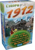 Les aventuriers du rail :  Europe 1912 (Extension)