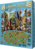 Carcassonne :  Big Box 2017