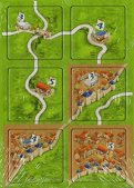 Carcassonne :  Les barbiers chirurgiens (Extension)