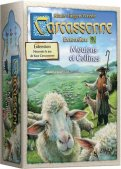 Carcassonne :  Moutons et Collines (Extension)