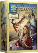 Carcassonne :  Princesse et Dragon (Extension)