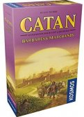 Catan :  Barbares et Marchands 5/6 joueurs (Extension)