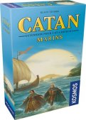 Catan :  Marins 5/6 joueurs (Extension)