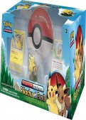 Coffret Pokéball Pokémon Pikachu / Evoli