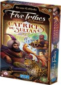 Five Tribes :  Les Caprices du Sultan (Extension)