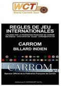 Règles internationales de jeu de Carrom