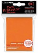 Sachet de 50 sleeves Orange - Format US