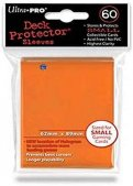Sachet de 60 sleeves Orange - Format JP