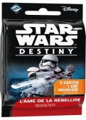 "Star Wars :  Destiny - Booster ""L'Âme de la Rébellion"""