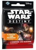 "Star Wars :  Destiny - Booster ""L'Empire en Guerre"""