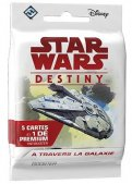 "Star Wars :  Destiny - Booster ""À Travers la Galaxie"""