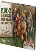 Zombicide Black Plague :  Notorious Plagued Characters #2