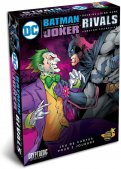 DC Comics - deck building - extension 3 :  rivals, batman vs joker