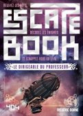 Escape book - Le dirigeable du professeur