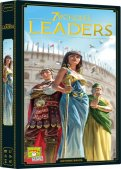 7 Wonders (Nouvelle Édition) :  Leaders (Extension)