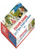Escape box :  les p'tites poules perdues