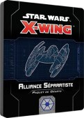 Star Wars X-Wing 2.0 :  Paquet de Dégâts Alliance Séparatiste