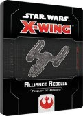 Star Wars X-Wing :  Paquet de Dégâts Alliance Rebelle