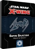 Star Wars X-Wing :  Paquet de Dégâts Empire Galactique